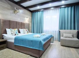 Отель KORONA Архыз