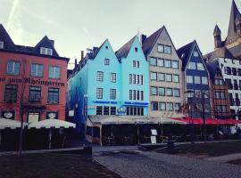Courtyard by Marriott Cologne, hotel in Cologne