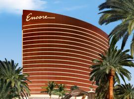 Encore at Wynn Las Vegas, boutique hotel in Las Vegas