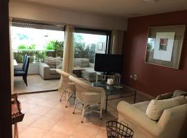 Apartamento en 1ª LINEA Playa de Gandia