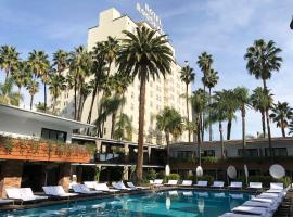 The Hollywood Roosevelt, hotel perto de Universal Studios Hollywood, Los Angeles