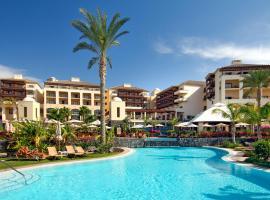 Los 10 mejores hoteles de 5 estrellas de Tenerife Sur ...