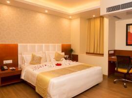Amalfi Grand, hôtel à Patna
