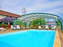 Hotel Restaurant Relais Arc En Ciel-Wittenheim-Mulhouse Nord