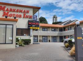 Marksman Motor Inn, motel in Wellington