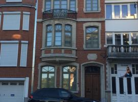 B&B Duplex appartment in old mansion, spa hotel in Hasselt