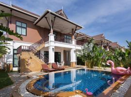 The Unique Krabi Private Pool Villa