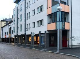 Two bedroom apartment in Oulu, Pakkahuoneenkatu 21 (ID 7704)