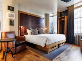 The Hoxton, Holborn, hotel near Covent Garden, London