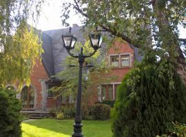 Le Fond de la Biche, self catering accommodation in Goutroux