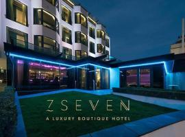 Seven Hotel, hotel near Adventure Island, Southend-on-Sea