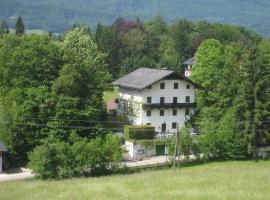Christliche Ferienhäuser GRÜNE AU