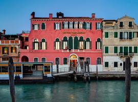 Hotel Tre Archi, accessible hotel in Venice
