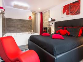 Love & Spa, hotel with jacuzzis in Avignon