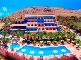 Europa Resort Hotel, hotel in Panormos Rethymno
