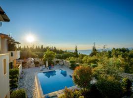 Ionian Villas, hotel in Agios Nikitas