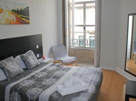 Lunar Guest House, guest house in Porto