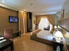 The Pinnacle Hotel and Suites, hotel near D' Bone Collector Museum, Davao City