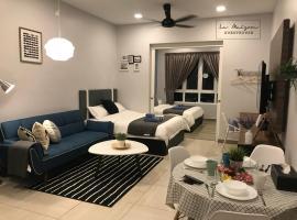 Le Maison GuestHouse Ipoh @ Studio Octagon