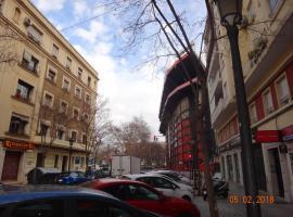 Una Ubicacion Perfecta, alquiler vacacional en Valencia