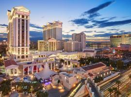 Caesars Palace Hotel & Casino, hotel in Las Vegas