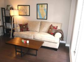 Fantastic 2BR Town Home with Back Terrace
