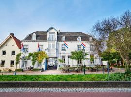 Hotel Brull, accessible hotel in Mechelen