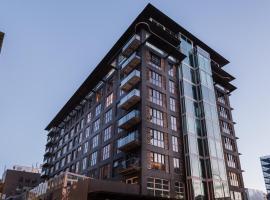 QT Wellington Apartments, hotel with jacuzzis in Wellington
