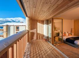 Bestzeit Lifestyle & Sport Hotel, Hotel in Parpan