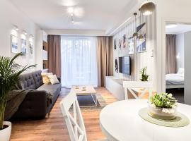 Mojito Apartments - Botanica II, hotel near Wrocław Cathedral, Wrocław