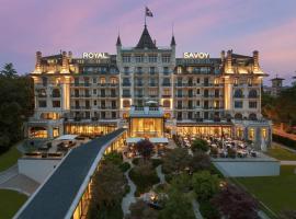 Royal Savoy Hotel & Spa, hotel a Losanna