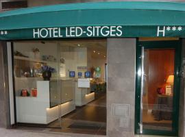 Hotel Led Sitges