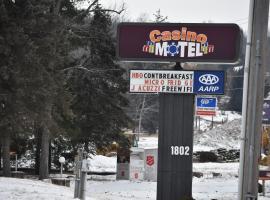 Casino Motel, family hotel in Mount Pocono