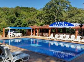 Hotel campestre Davileja