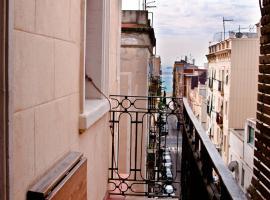 Barceloneta Suites Apartments Beach, apartamento en Barcelona