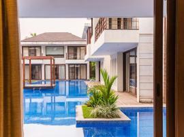 Villa Aqua Baga, self catering accommodation in Vagator