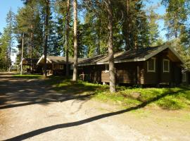 Lomakylä Timitraniemi