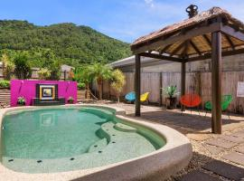 Private Large Cairns Family Home, Rainforest Views