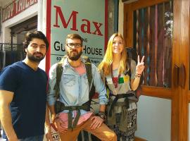 Max Guest House, homestay in Agra