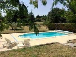 Villa Les Lauves d'Entremont