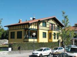 Hotel Restaurante Aldama, hotel near Gorbea Mountain, Amurrio