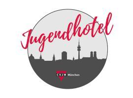 CVJM Jugendhotel München, hotell i nærheten av Sendlinger Tor i München
