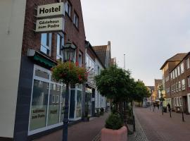 Hostel Gästehaus zum Padre, hotel in Goch