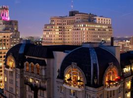 The Bellevue Hotel, in the Unbound Collection by Hyatt
