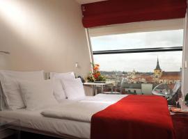 Design Metropol Hotel Prague, hotel in Prague