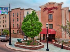 Hampton Inn Grand Junction, pet-friendly hotel in Grand Junction