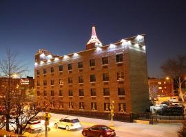 Paris Suites Hotel New York