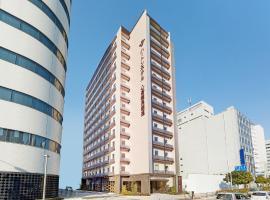 Hearton Hotel Shinsaibashi Nagahoridouri, hotel near Minatomachi River Place Convention Centre, Osaka