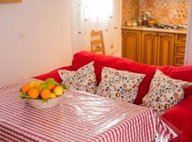 Casa Maravillas, hotel en Zahara de la Sierra
