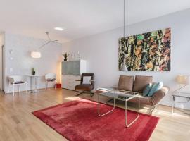 Apartment P2 in Dresden Neustadt